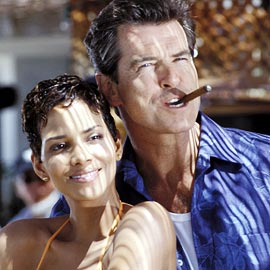 Halle Berry, Pierce Brosnan, ...
