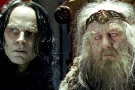 The Lord of the Rings: The Two Towers, Bernard Hill, ...