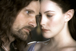 The Lord of the Rings: The Two Towers, Liv Tyler, ...