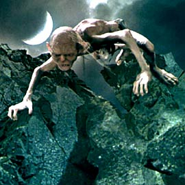 Andy Serkis, The Lord of the Rings: The Two Towers