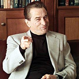 Robert De Niro, Analyze That