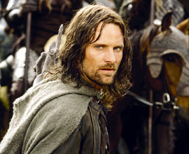 Viggo Mortensen, The Lord of the Rings: The Two Towers