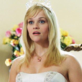 Reese Witherspoon, Legally Blonde 2: Red, White & Blonde