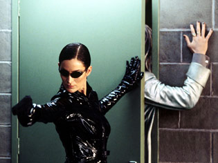 Carrie-Anne Moss, The Matrix Reloaded