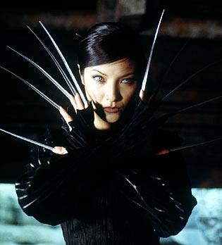 Kelly Hu, X2: X-Men United