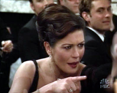 Catherine Zeta-Jones, Golden Globe Awards 2003