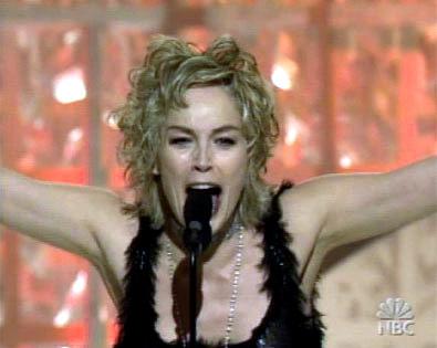 Sharon Stone, Golden Globe Awards 2003