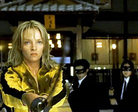 Uma Thurman, Kill Bill -- Vol. 1