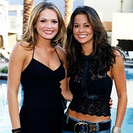 Brooke Burke, Cindy Taylor, ...