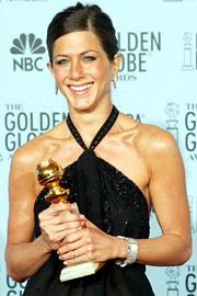 Jennifer Aniston, Golden Globe Awards 2003
