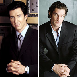 Evan Marriott, Dylan McDermott, ...