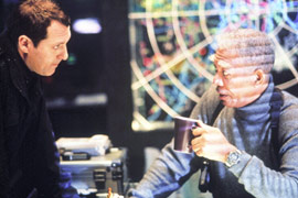 Tom Sizemore, Morgan Freeman, ...