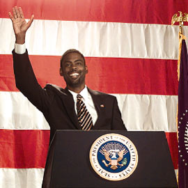 Chris Rock, Head of State