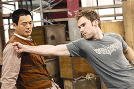 Chow Yun-Fat, Seann William Scott, ...