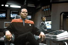 Avery Brooks, Star Trek: Deep Space Nine