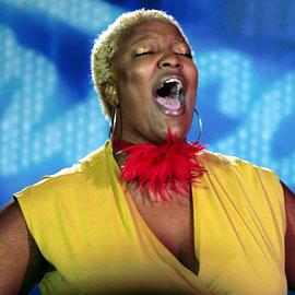 Frenchie Davis, American Idol