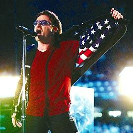 Bono, Super Bowl XXXVI