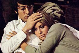 Susan George, Dustin Hoffman, ...