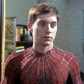 Tobey Maguire, Spider-Man