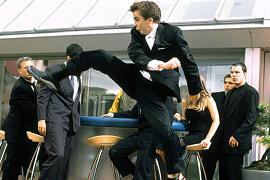 Frankie Muniz, Agent Cody Banks