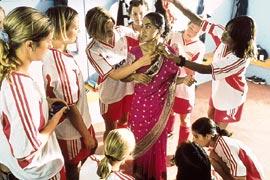 Parminder Nagra, Bend It Like Beckham