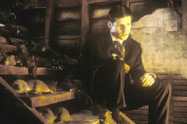 Crispin Glover, Willard (Movie - 2003)