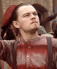 Gangs of New York, Leonardo DiCaprio