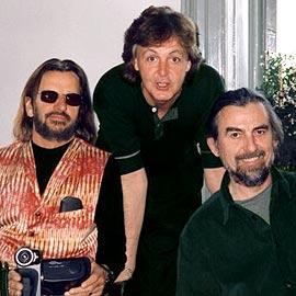 Ringo Starr, Paul McCartney, ...
