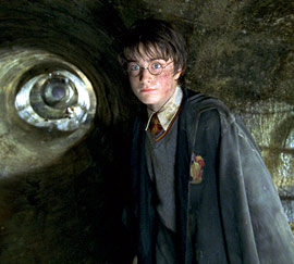 Daniel Radcliffe, Harry Potter and the Chamber of Secrets