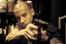 Vin Diesel, A Man Apart