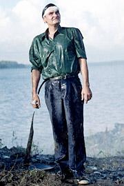 Markku Peltola, The Man Without a Past