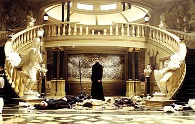 Keanu Reeves, The Matrix Reloaded