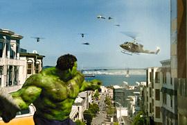Eric Bana, The Hulk