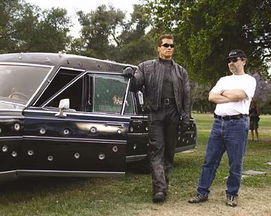 Jonathan Mostow, Arnold Schwarzenegger, ...