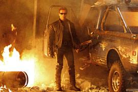 Arnold Schwarzenegger, Terminator 3: Rise of the Machines