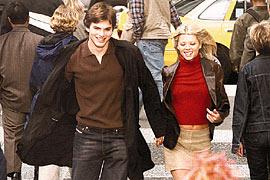 Tara Reid, Ashton Kutcher, ...