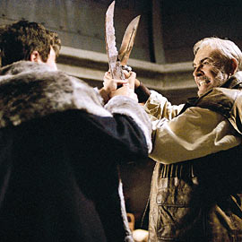 Sean Connery, Richard Roxburgh, ...