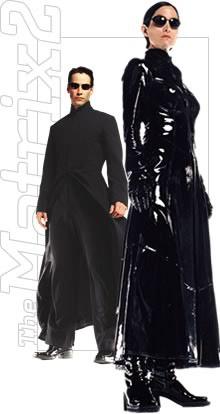 Keanu Reeves, Carrie-Anne Moss, ...
