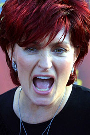 Sharon Osbourne, The Osbournes
