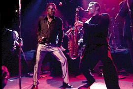 Wilson Pickett, Only the Strong Survive