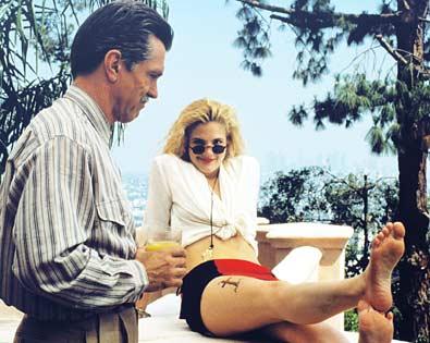 Drew Barrymore, Poison Ivy
