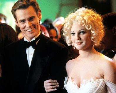 Jim Carrey, Drew Barrymore, ...