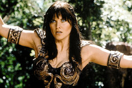 Lucy Lawless, Xena: Warrior Princess, ...