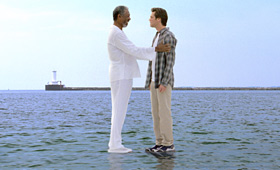 Jim Carrey, Morgan Freeman, ...
