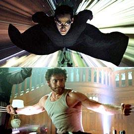 Hugh Jackman, Keanu Reeves, ...