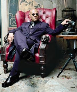 Laurence Fishburne, The Matrix Reloaded
