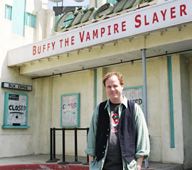 Joss Whedon, Buffy the Vampire Slayer