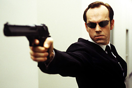 Hugo Weaving, The Matrix Reloaded