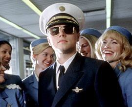 Leonardo DiCaprio, Catch Me if You Can
