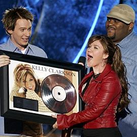 Clay Aiken, Kelly Clarkson, ...